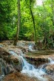 Cascades de Cheile-Nerei Images stock
