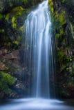 Cascades de l'eau Photo libre de droits