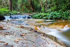 Cascades de Monthathan Photo libre de droits