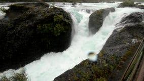 Cascades de petrohue clips vidéos