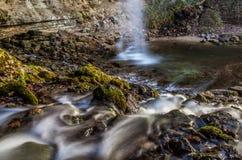 Cascades du Herison, France Stock Photos