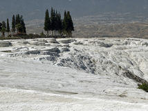Cascades en Turquie Images stock