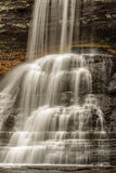 The Cascades Falls, Giles County, Virginia, USA Stock Photos