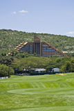 The Cascades Hotel at Sun City. The Cascades Hotel, a 5 star Hotel, at the Sun City Resort in the North West Province of South Africa Stock Photography