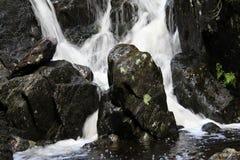 Cascades jumelles Image stock