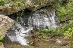 Cascades op Laurel Creek Royalty-vrije Stock Afbeelding