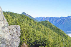 Cascades. Stock Image