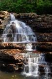 Cascades supérieures Image libre de droits