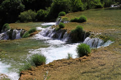 Cascades waterfalls Stock Photos