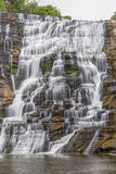 Cascading Ithaca Falls Stock Photos