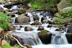 Cascading Stream Royalty Free Stock Images