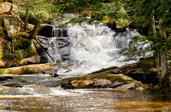 Cascading stream Stock Images