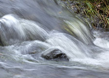 Cascading Stream Water Royalty Free Stock Photos