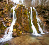 Cascading Water Royalty Free Stock Photos