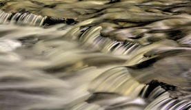 Cascading Water Abstract stock image