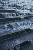 Cascading water Royalty Free Stock Photo