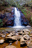 Cascading Waterfall Royalty Free Stock Photos