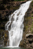 Cascading Waterfall Royalty Free Stock Photo