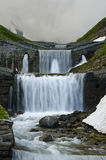 Cascading Waterfall Royalty Free Stock Photography