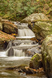 Cascading Waterfalls, Virginia, USA Royalty Free Stock Photography