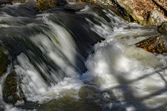 Cascading Waterfalls, Virginia, USA Royalty Free Stock Photo