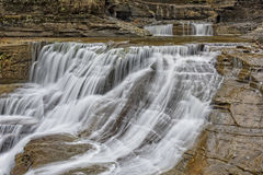 Cascading Waters Of New York Royalty Free Stock Image