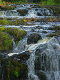 Cascaid водопада Стоковые Изображения RF