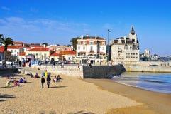 cascais葡萄牙 免版税库存照片