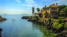 cascais Πορτογαλία Στοκ φωτογραφίες με δικαίωμα ελεύθερης χρήσης