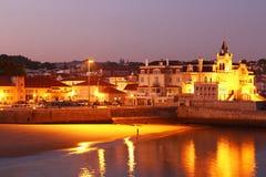 Cascais beach, Lisbon, Portugal Royalty Free Stock Photo