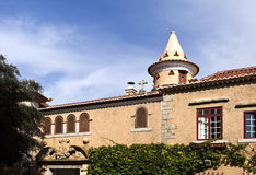Cascais Casa Santa Maria Royalty Free Stock Photography