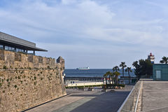 Cascais fortress Royalty Free Stock Photography