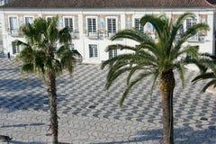 Cascais i Portugal Arkivbilder