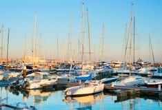 Cascais marina, Portugal Stock Photography