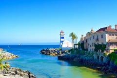 Cascais portugal Fotografia de Stock Royalty Free