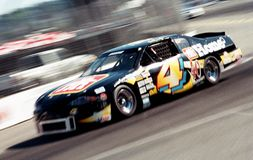 Cascar car race Royalty Free Stock Photo