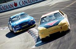 Cascar car race Royalty Free Stock Photo