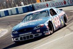 Cascar car race Stock Image