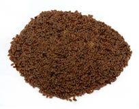 Cascas ou isabgula da semente do Psyllium Fotografia de Stock Royalty Free