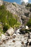 cascata Швейцария Стоковая Фотография
