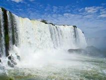 cascata Fotografia Stock Libera da Diritti