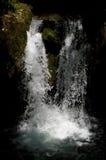 Cascata. fotografia stock