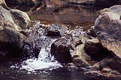Cascata Fotografie Stock
