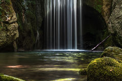 Cascata Photo stock