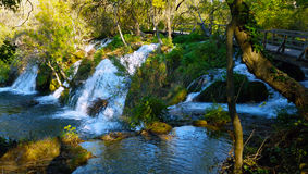 cascata Fotos de Stock Royalty Free