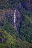 Cascata al picco di Adam - Sri Lanka Fotografie Stock