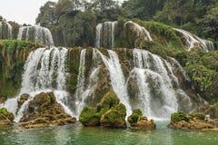 Cascata al Vietnam Immagini Stock Libere da Diritti