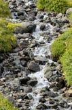 Cascata alla cascata Italia di Piemonte Fotografia Stock