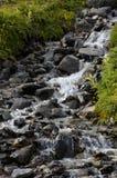 Cascata alla cascata Italia di Piemonte Immagini Stock Libere da Diritti