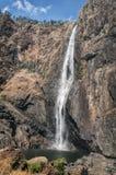 Cascata in Australia Fotografia Stock